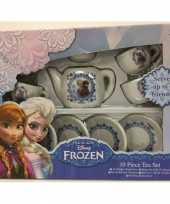 Serviessetje frozen 10 delig